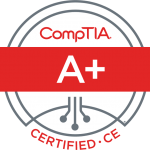 A+ Certification seal