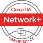 Network+ Certification seal